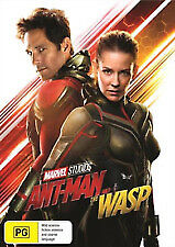 Ant-Man And The Wasp (DVD, 2018)