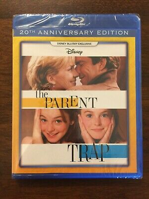 The Parent Trap (1998) 20th Anniversary Disney Exclusive (Blu-ray) Brand NEW