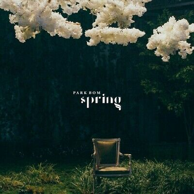 PARK BOM 2NE1 - Spring CD+Booklet+1Photocard+Folded Poster+Tracking no.