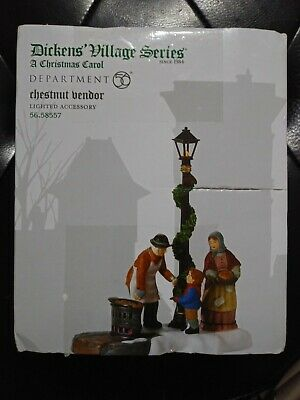 "Department 54 Dickens Village Series ""A Christmas Carol"" Lighter Accessory"