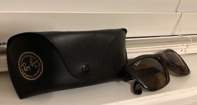 8bb974ab4fd Ray-Ban RB4184 Tortoise Polarized Sunglasses (710 83 54 17 3P) And