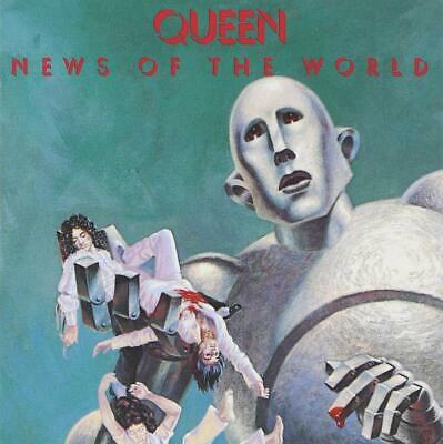 QUEEN News Of The World LP 180 Gram Vinyl Record We Will Rock You The Champions