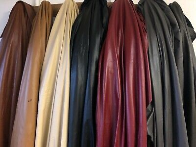 Japanesse Leather hides soft and buttery for upholstery, bags, wallets, clothing