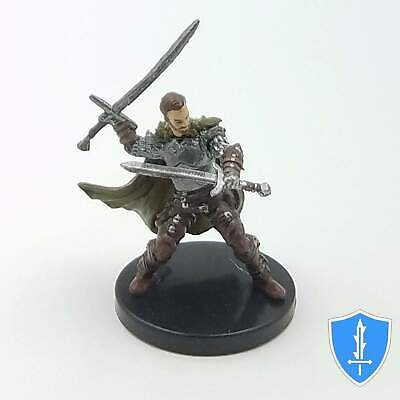Veteran Leader - Waterdeep Dungeon of the Mad Mage #14 D&D Miniature