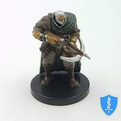 Thug Leader - Waterdeep Dungeon of the Mad Mage #15 D&D Miniature