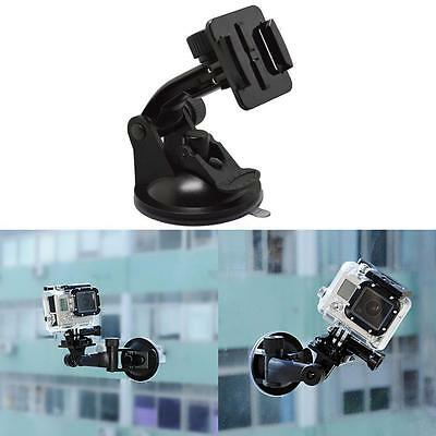 Car Window Windshield Glass Suction Cup Mount for Gopro Hero 1 Camera Black NewA