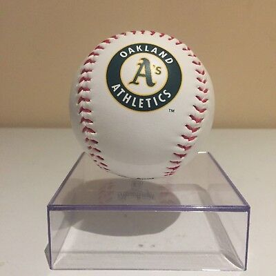 MLB Oakland Athletics Rawlings Team Logo Baseball