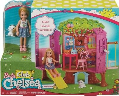 NEW Barbie Club Chelsea Treehouse from Mr Toys