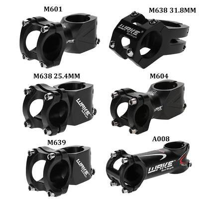 31.8mm 45mm Cycling Mountain Bike Bicycle Aluminum Alloy Short Handlebar Stem