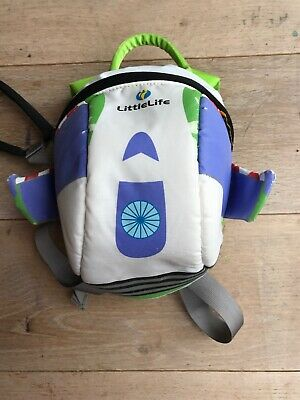 Littlelife Buzz Lightyear Reigns And Backpack