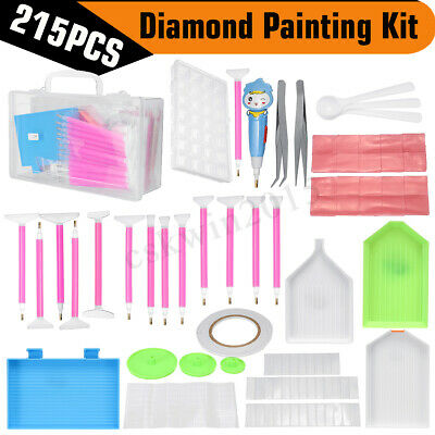 6 Types 5D Diamond Painting Tools Kit Diamond Embroidery Painting Accessories
