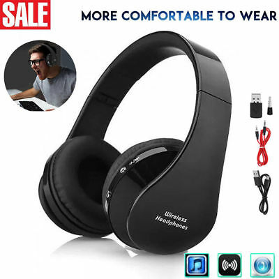 Wireless Gaming Stereo Headset Headphone Microphone for Sony PS4 PlayStation4 JS
