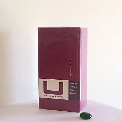 U WOMAN ADOLFO DOMINGUEZ (2)  Eau de toilette 75ml + Gel perfumado 200ml