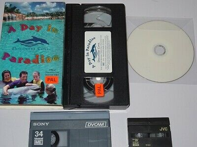 Video Tape Master Transfers to DVD, from VHS, 8mm, DV, DVCam