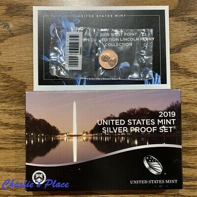 2019-SW 11-Coin Silver Proof Set (19RH)