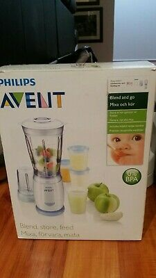 Philips Avent Blend And Go