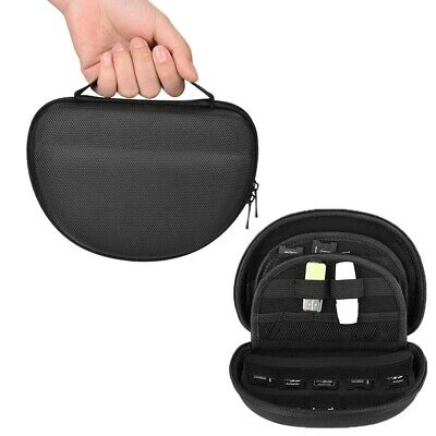 SD TF Memory Card Carrying Storage Case USB Disk Organizer Bag Protector JS