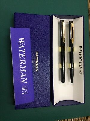 Set Waterman Pluma + Bolígrafo