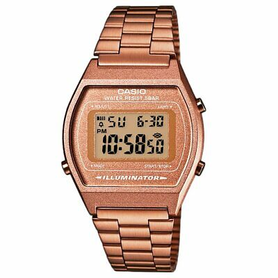 Casio Retro Classic Mens Watch - Rose Gold One Size