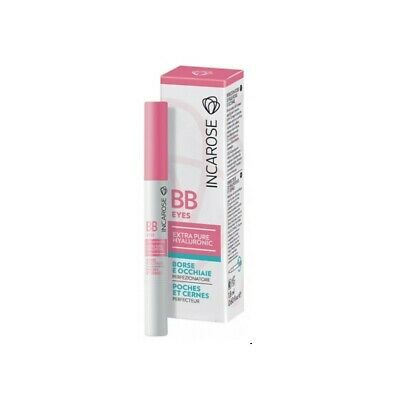 INCAROSE bb Eyes Hyaluronic . crema contorno occhi colore light