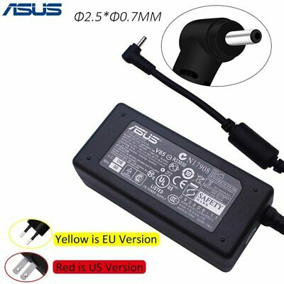 ASUS AC Laptop Power Adapter Charger for Asus 2.5*0.7mm 19V 2.1A  ADP-40PH AB