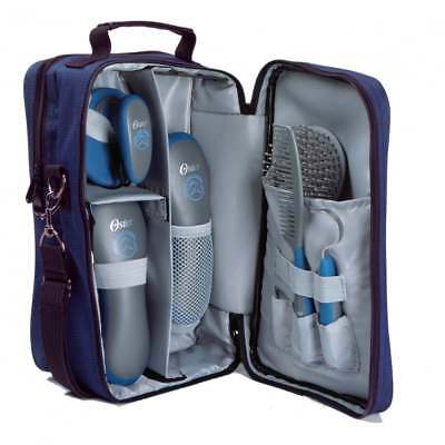 Oster 7 Peice Grooming Kit Blue - Horse Grooming Set