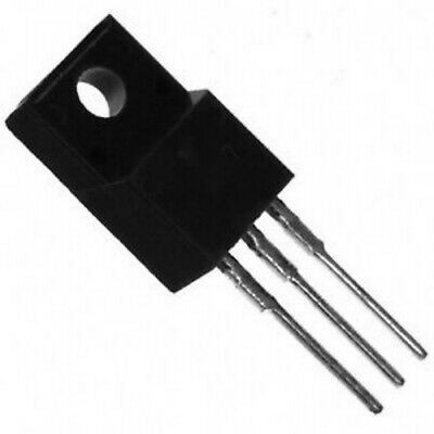 5 pieces 600V 4.5A TO-220, SPP04N60S5 Mosfet N-Channel