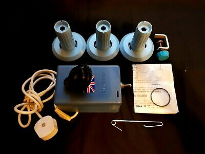 Brother Silver Reed Knitting Machine Parts Pdb Hague Electric Wool Winder ++