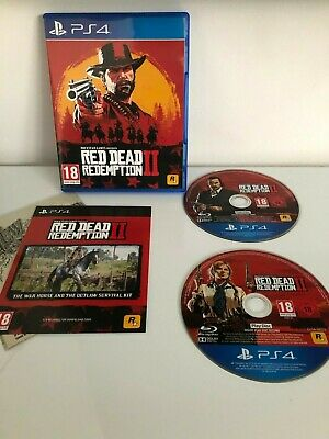 Red Dead Redemption 2, Playstation 4, New, Super Fast Delivery, Rrp: £49.99