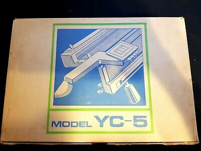 Silver Reed Knitting Machine Parts Yc5 Double Colour Changer Boxed Arm Unit Only