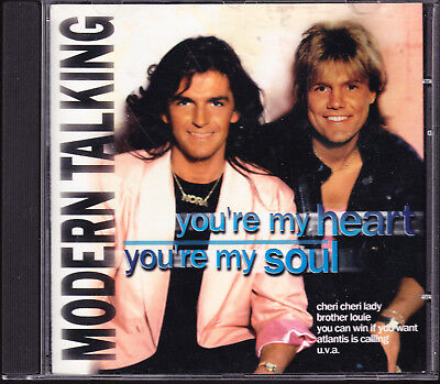 You'Re My Heart, You'Re My Soul von Modern Talking | CD | Zustand sehr gut