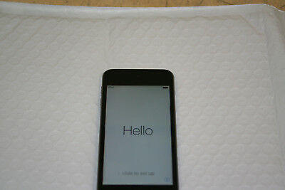 Apple iPod Touch 5th Generation Space Grey 16GB A1421 MGG82LL/A