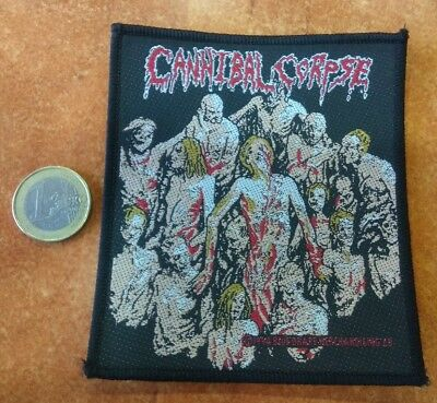 Cannibal corpse the bleeding vintage patch new 1994 suffocation deicide carcass
