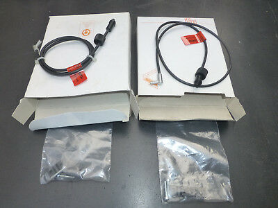 ifm efector 200 fibre optic 2 Stück E 20054 FT-00 P-A-R4 NEU new worldwide ship