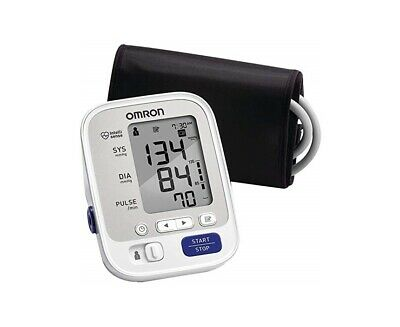 Omron 5 Series Upper Arm Blood Pressure Monitor w/ Cuff Fits Standard Large Arms