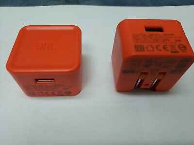 JBL Charge 3 2 1 FLIP 4 3 2 Pulse 3 2 Speaker Power AC Adapter (2) Without Cable
