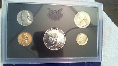 1968 S  US Mint Proof Set With Box (SEE PICTURES) (NO COA)