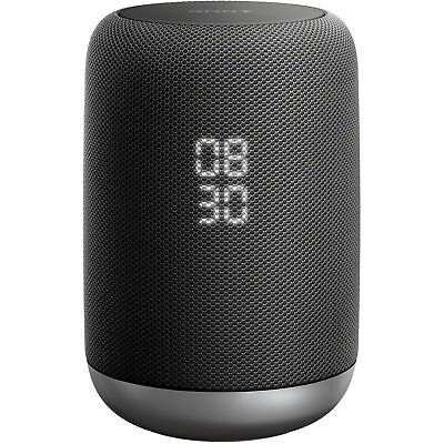 Sony Smart Speaker LF-S50G/BC With Google Assistant Built in - Black Like New