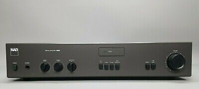 NAD 3020i - Stereo Integrated Amplifier