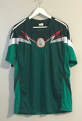 new product e3b3f c2ac6 MEXICO NATIONAL SOCCER Team Jersey Jersey Futbol Size Men's ...