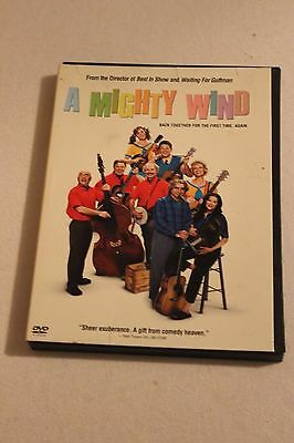 A Mighty Wind DVD Folksinger Satire WS PG-13 2003