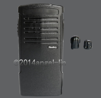 Black Housing Cover Case Kit for Motorola A12 RDU4160D RDV2080D Radio