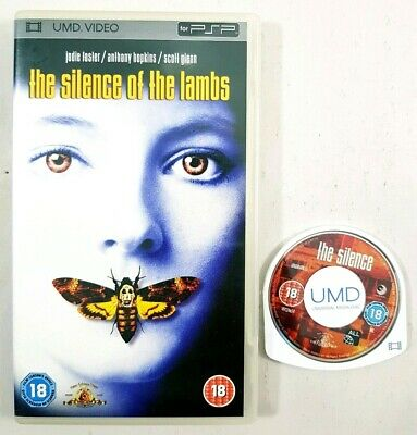 The Silence of the Lambs Sony Playstation Portable PSP UMD Video