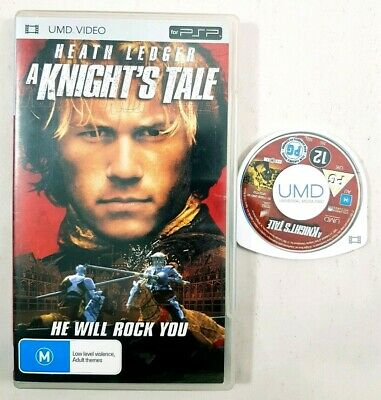 A Knights Tale Sony Playstation Portable PSP UMD Video