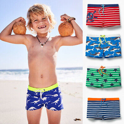 Kids Swimsuit Surf Shorts Swimming Costume Childrens Swimwear Age 0-6 Years