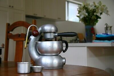 Atomic Coffee Maker - Vintage