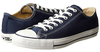 e2f3c31e0b97 Converse Chuck Taylor All Star Low Tops Navy OX Mens Sneakers Tennis Shoes  M9697