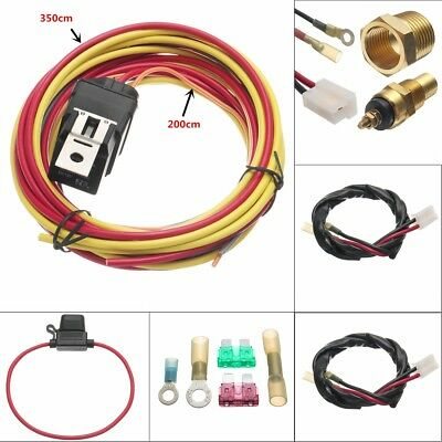 Fine Show Details For Painless Wiring 30104 Electric Fan Thermostat Kit Wiring Digital Resources Arguphilshebarightsorg