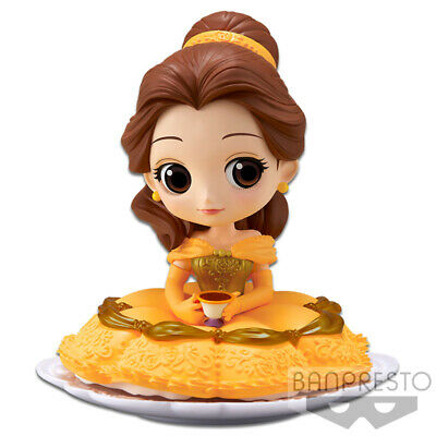 Banpresto Q Posket SUGIRLY Disney characters Belle Normal Color Version Figure