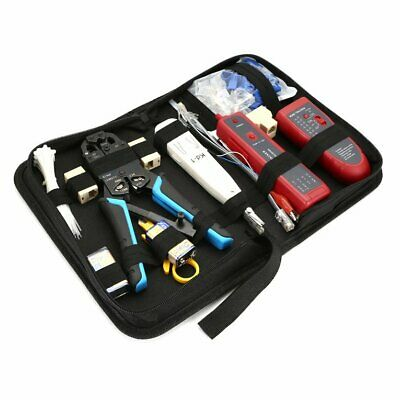 Network Toolkit Set A135 Line Finder Net Pliers Set Network Set Kit Package@S